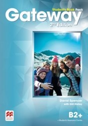 Gateway B2+ (2nd Edition) Student's Book Pack / Підручник для учня