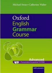 Oxford English Grammar Course Advanced with answers and CD-ROM / Граматика