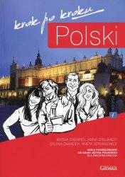Polski krok po kroku 1 Podręcznik studenta z CD / Підручник для учня