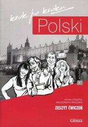 Polski krok po kroku 1 Zeszyt ćwiczeń z CD Glossa