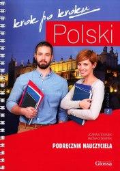 Polski krok po kroku 1 Podręcznik nauczyciela z CD Glossa