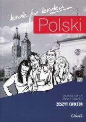 Polski krok po kroku 2 Zeszyt ćwiczeń z CD Glossa