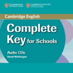 Complete Key for Schools Audio CDs / Аудіо диск