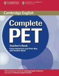 Complete PET Teacher's Book / Підручник для вчителя