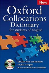 Oxford Collocations Dictionary Second Edition with CD-ROM / Словник