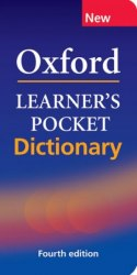 Oxford Learner's Pocket Dictionary (4th Edition) / Словник