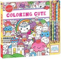 Coloring Cute / Набір для творчості