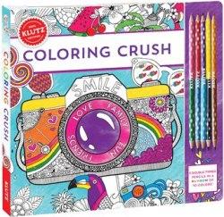 Coloring Crush / Набір для творчості