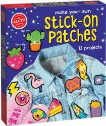 Набір для творчості Make Stick-on Patches Klutz