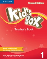 Kid's Box Second Edition 1 Teacher's Book Cambridge University Press