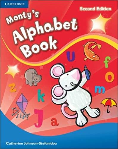 Kid's Box Second Edition Monty's Alphabet Book / Книга