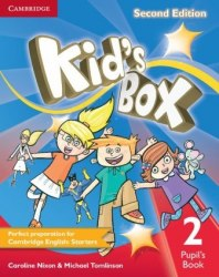Kid's Box Second Edition 2 Pupil's Book / Підручник для учня