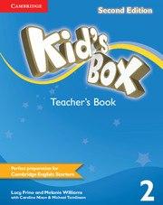 Kid's Box Second Edition 2 Teacher's Book / Підручник для вчителя