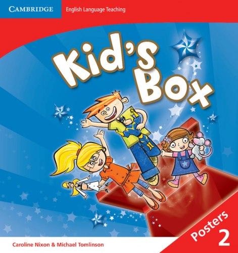 Kid's Box Second Edition 2 Posters / Плакати