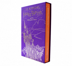 Harry Potter and the Philosopher's Stone (Gift Edition) Bloomsbury Children's