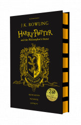 Harry Potter and the Philosopher's Stone Hufflepuff Edition Bloomsbury Children's