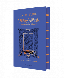 Harry Potter and the Chamber of Secrets (Ravenclaw Edition) Bloomsbury Children's