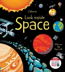 Look Inside Space Usborne Publishing