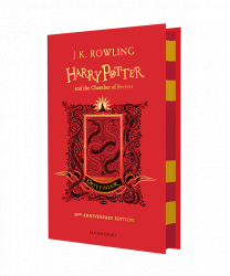 Harry Potter and the Chamber of Secrets (Gryffindor Edition) Bloomsbury Children's