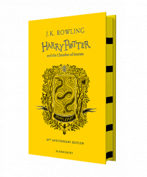 Harry Potter and the Chamber of Secrets (Hufflepuff Edition) Bloomsbury Children's