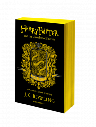 Harry Potter and the Chamber of Secrets - (Hufflepuff Edition) Bloomsbury Children's
