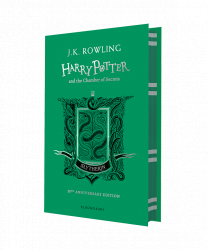 Harry Potter and the Chamber of Secrets (Slytherin Edition) Bloomsbury Children's