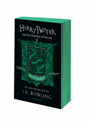 Harry Potter and the Chamber of Secrets - (Slytherin Edition) Bloomsbury Children's
