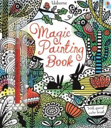Magic Painting Book Usborne Publishing