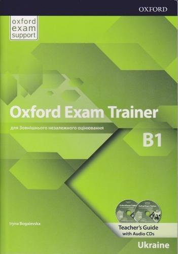 Oxford Exam Trainer Teacher's Book Oxford University Press