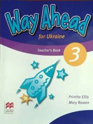 Way Ahead for Ukraine 3 Teacher's Book Pack / Підручник для вчителя