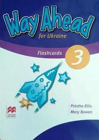Way Ahead for Ukraine 3 Flashcards / Flash-картки
