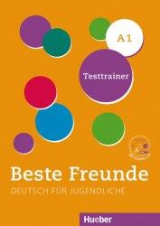 Beste Freunde A1 Testtrainer mit Audio-CD / Тестові завдання до підручника