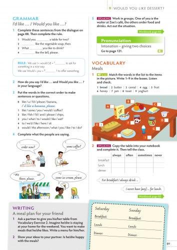 Think Starter Student's Book / Підручник для учня
