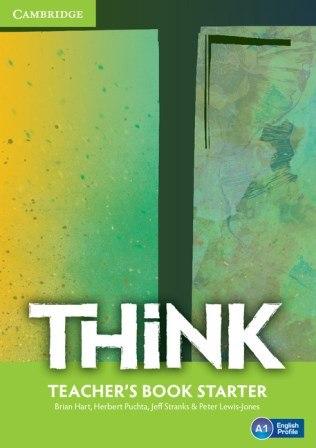 Think Starter Teacher's Book / Підручник для вчителя