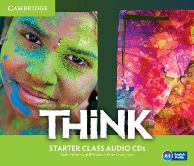 Think Starter Class Audio CDs / Аудіо диск