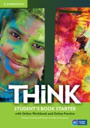 Think Starter Student's Book with Online Workbook and Online Practice Cambridge University Press