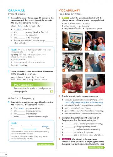 Think Starter Student's Book with Online Workbook and Online Practice / Підручник для учня