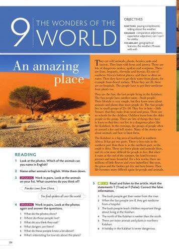 Think 1 Student's Book / Підручник для учня
