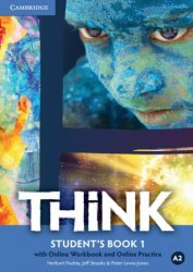 Think 1 Student's Book with Online Workbook and Online Practice Cambridge University Press