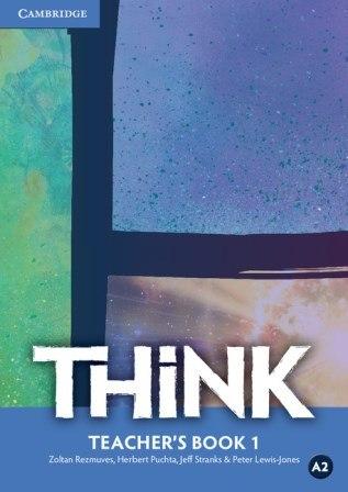 Think 1 Teacher's Book / Підручник для вчителя