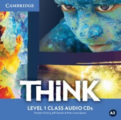 Think 1 Class Audio CDs / Аудіо диск