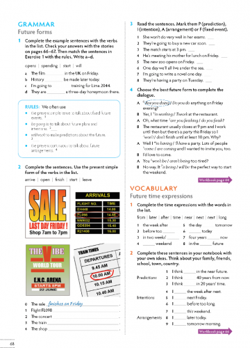 Think 2 Student's Book / Підручник для учня