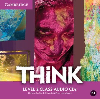 Think 2 Class Audio CDs / Аудіо диск