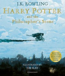 Harry Potter and the Philosopher's Stone - Illustrated Edition Bloomsbury Children's