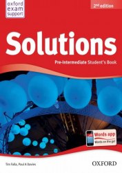 Solutions (2nd Edition) Pre-Intermediate Student's Book Oxford University Press