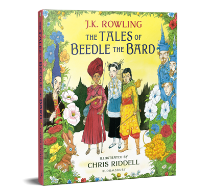 The Tales of Beedle the Bard (Illustrated Edition) Bloomsbury Children's