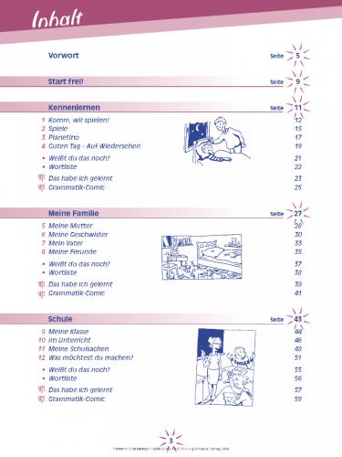 Planetino 1 Arbeitsbuch / Робочий зошит
