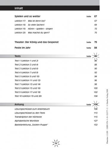 Planetino 1 Lehrerhandbuch / Підручник для вчителя