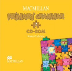 Primary Grammar 2 CD-ROM / Аудіо диск