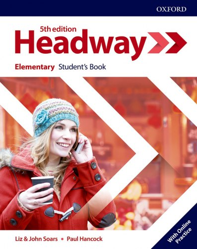 Headway (5th Edition) Elementary Student's Book with Online Practice / Підручник для учня